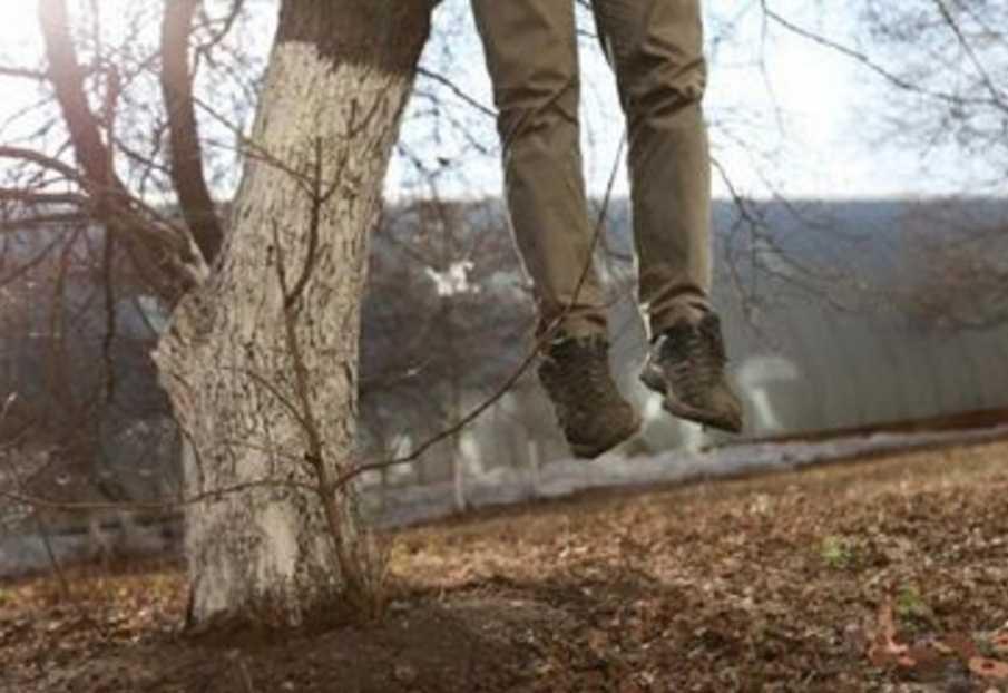 Вывез в лесополосу и повесил: мужчина, что лишившив жизни своего одноклассника, отсидит 9 лет