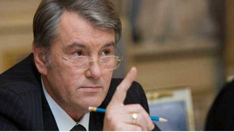 Такого Путина, как сегодня, никогда не знал Ющенко сделал тревожное заявление