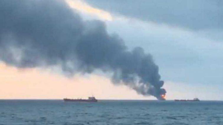 Надежды найти живых нету! В Керченском проливе свернули спасательную операцию