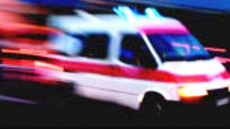 Опасная ДТП на украинской трассе: авто загорелось, пострадала 17-летняя девушка
