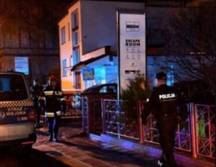 Развлечение ценою в жизнь: пять девушек-подростков погибли во время пожара в квест-комнате