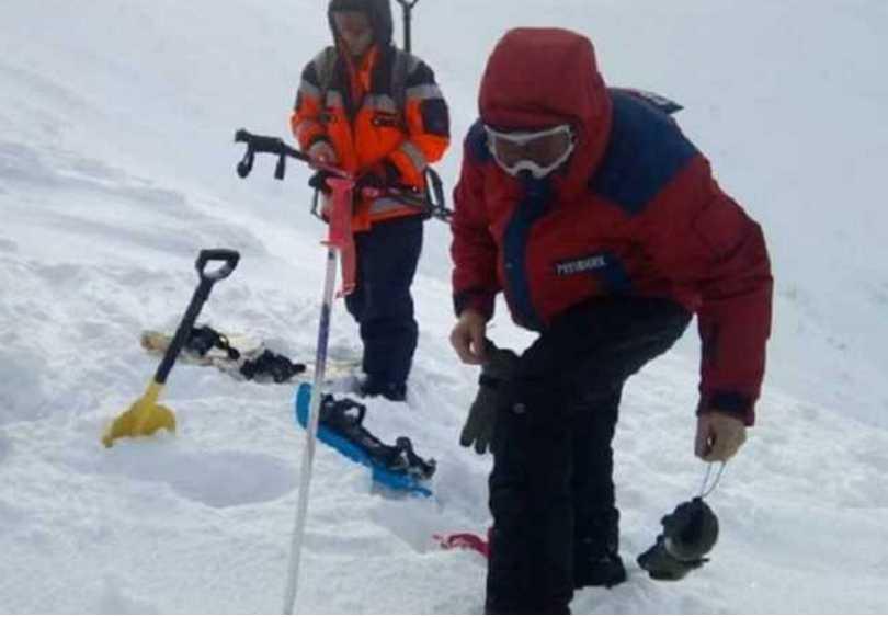 Ему было всего 28: В Карпатах нашли тело погибшего под лавиной туриста из Киева