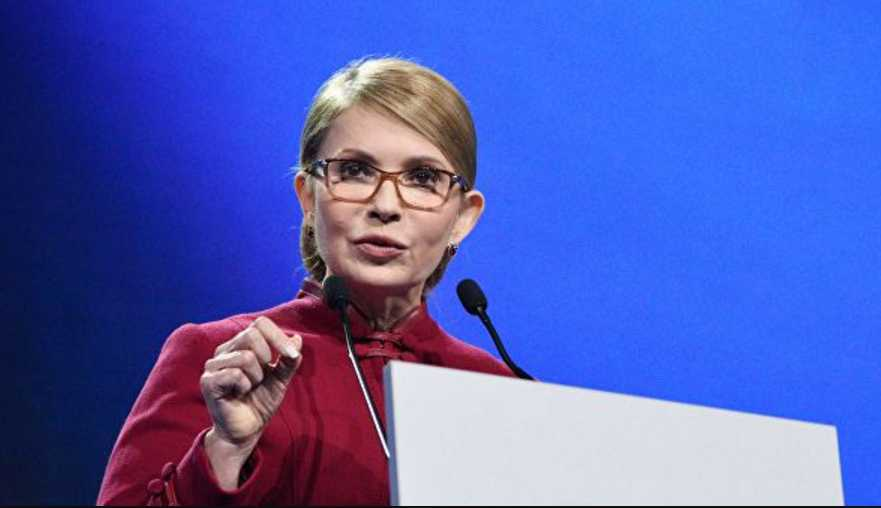 «Он будет отвечать после выборов за все»: Тимошенко пообещала наказать Порошенко