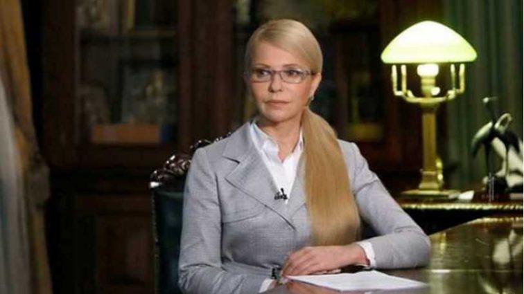 «Пусть не мучит ни себя, ни страну»: Тимошенко получила подарок с намеком от нардепа Гончаренко