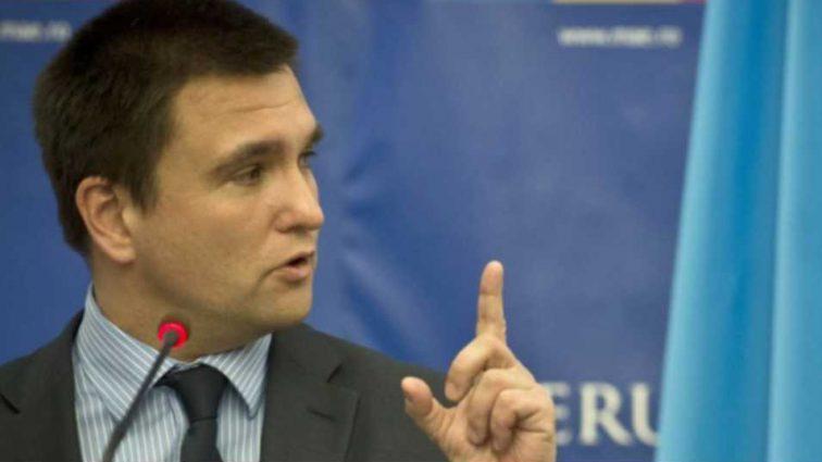 Во время выборов в Украине РФ задействует одно из важных вопросов: Климкин сделал важное заявление