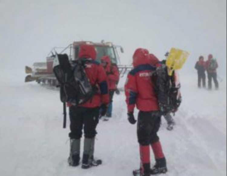 Его искали в метелях 4 дня: в Карпатах нашли пропавшего лыжника