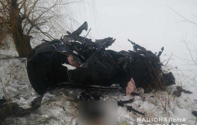 Роковая ДТП на украинской трассе: в Новый год погибли восемь человек, среди которых трое детей