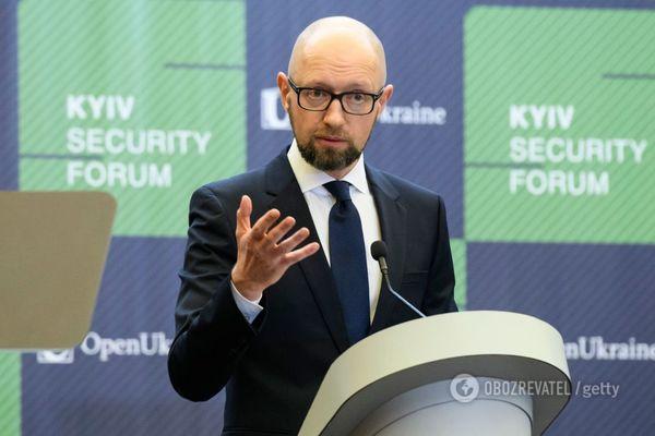 Яценюк внезапно отказался от участия в выборах президента: уже нашли замену