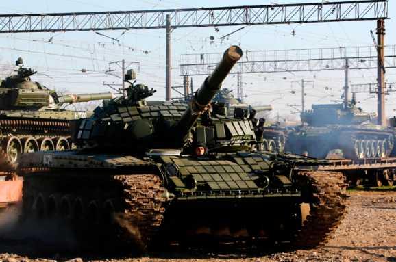 Российские войска готовы вторгнуться в Украину из Белоруссии! Срочное заявление