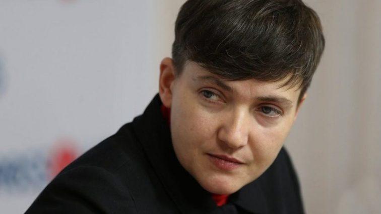 Савченко призвал Украину «поделить границу» с Россией: новое возмутительное заявление нардепки