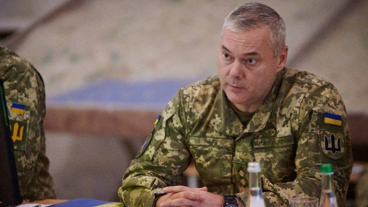 Путин нападет на Украину: командующий Наев дал тревожный прогноз
