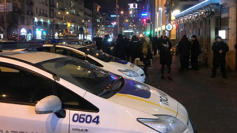 Зеленский и полиция штурмовали офис в центре Киева: подробности скандала