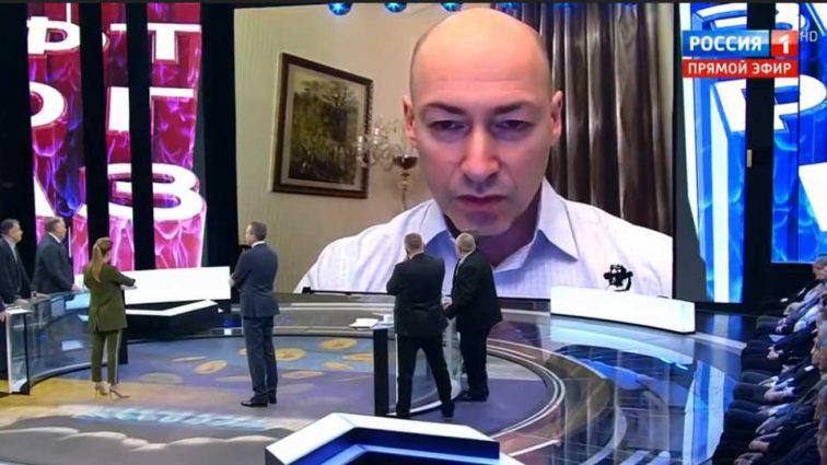 «Рано они его спалили»: Гордон разгневал украинцев появлением на Кремль ТВ