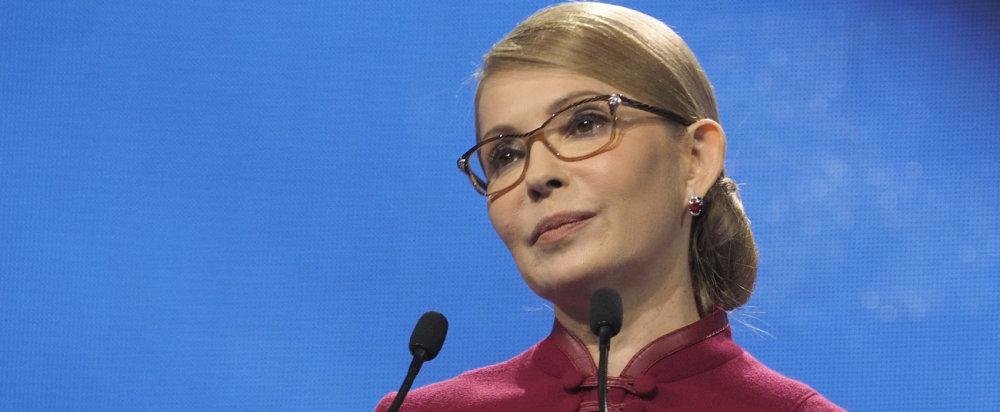 Тимошенко опережает всех своих конкурентов на президентских выборах почти вдвое