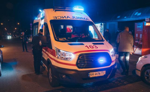 Трагедия в Киеве: Мужчина выпал из окна Софии Киевской, первые подробности
