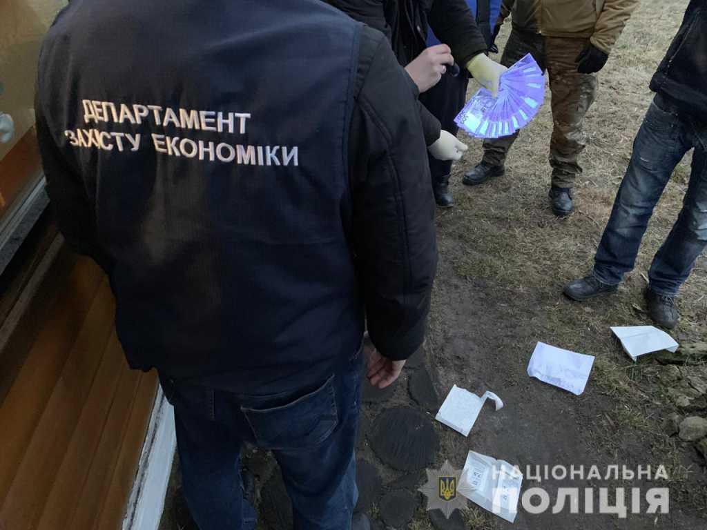 На взятке 40 тысяч: На Львовщине задержали депутата