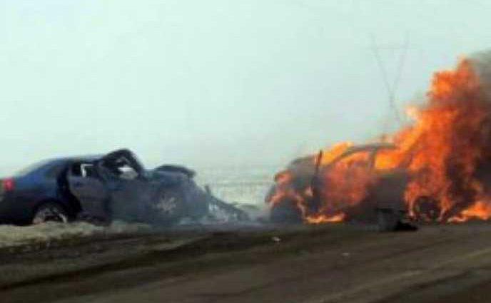 Роковая ДТП на украинской трассе: пятеро погибли, двое в тяжелом состоянии