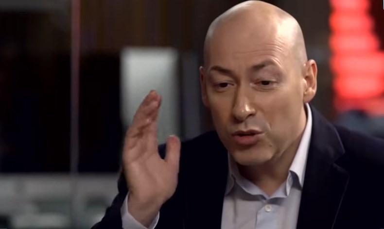 «Я обещаю назвать его фамилию»: Гордон обвинил кандидата в президенты в скандале с отрезанной головой