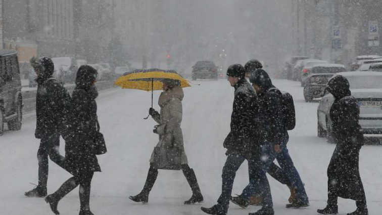 В Украину придет резкое похолодание: Прогноз погоды на 21 февраля