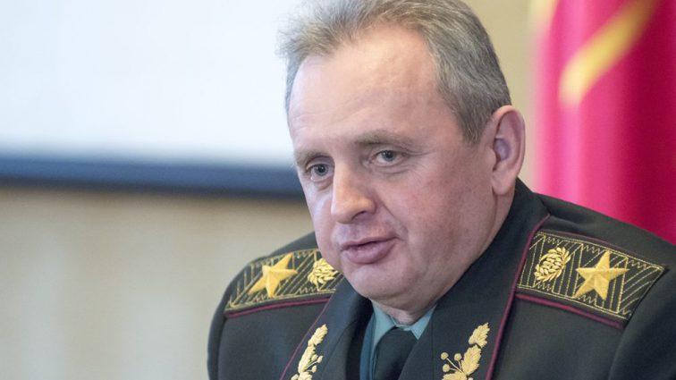 Применение нового оружия! Муженко сделал громкое заявление о вторжении России