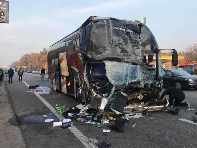 «Признал вину» Полиция завершила расследование трагической ДТП с Поплавской под Киевом