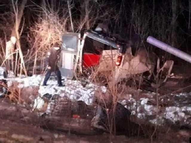 Никто из пассажиров не выжил: Появились жуткие подробности ДТП с маршруткой «Варшава-Запорожье»