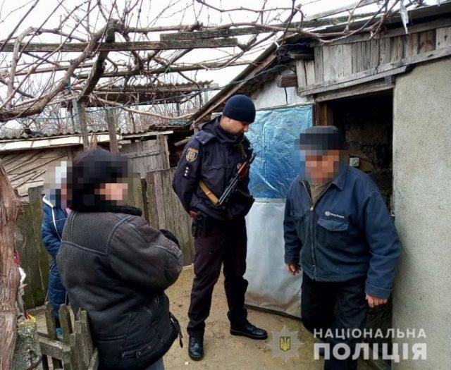 Угрожал расправой: в Одесской области сын жестоко издевался над родителями