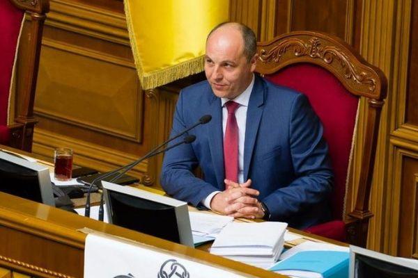 Не может быть отменен! Парубий подписал важные изменения в Конституцию Украины