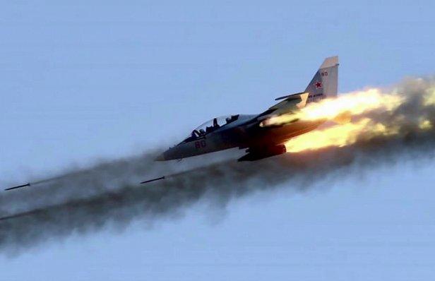 Приазовья обстреливаются! Более десятка самолетов в воздухе и тяжелое вооружение