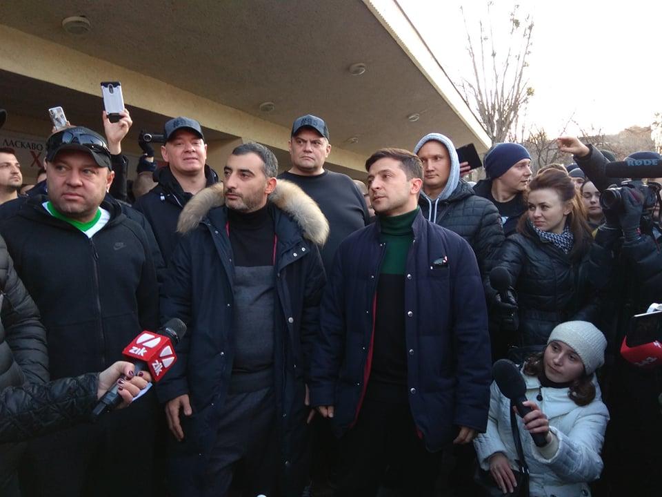 «Электоральная свора» против «коалиции Коломойского»