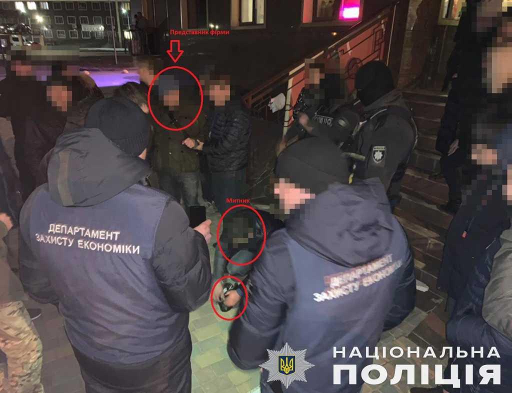 «Была налажена целая схема»: В Одессе на взятке задержали главного государственного инспектора таможни