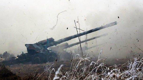 Украинские военные достойно ответили на провокацию. Успешная операция!