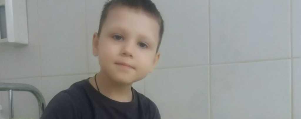 Болезнь поставила под угрозу жизни мальчика: Помогите Данные преодолеть тяжелый недуг