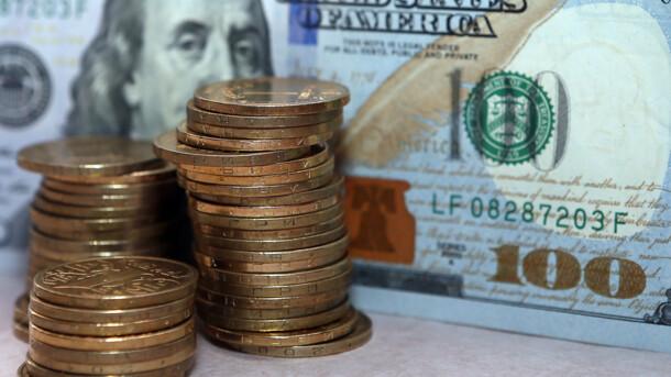 Гривна снова укрепилась касательно доллара