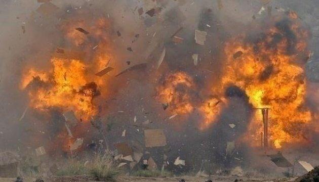 На полигоне под Киевом произошел мощный взрыв, есть раненые: первые подробности