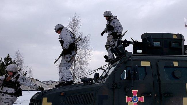 Вездеход «Казак-2М1» Новейшая украинская разработка. Ответ России!