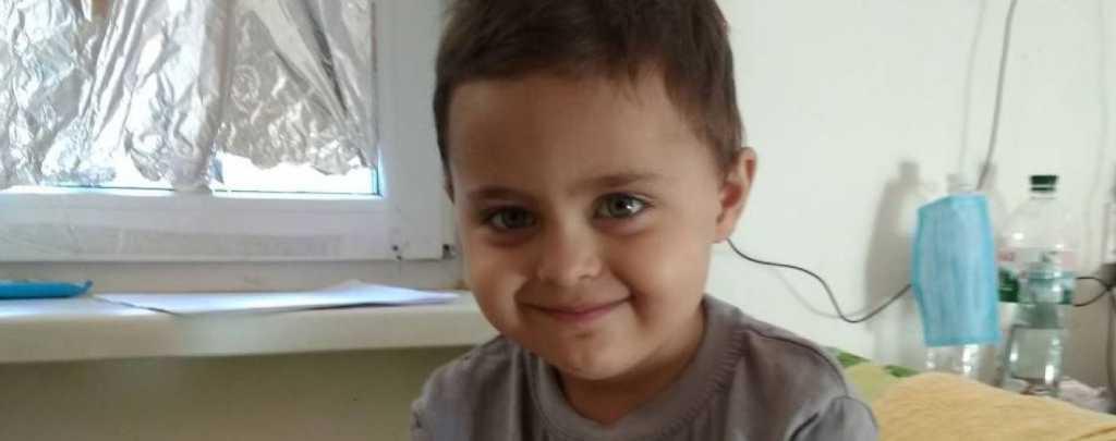 Последняя надежда для малыша: 3-летний Олег нуждается в немедленной помощи