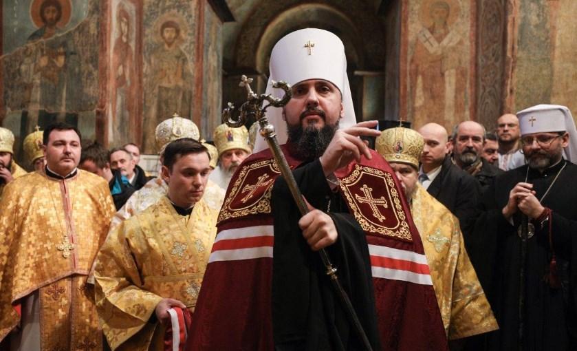 Оккупанты заберут украинские храмы и депортируют священников: Епифаний сделал срочное обращение