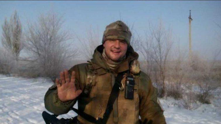 Если бы ты не продал тот танк — не было бы таких потерь: Ветеран АТО «разнес» Гриценко гневным заявлением