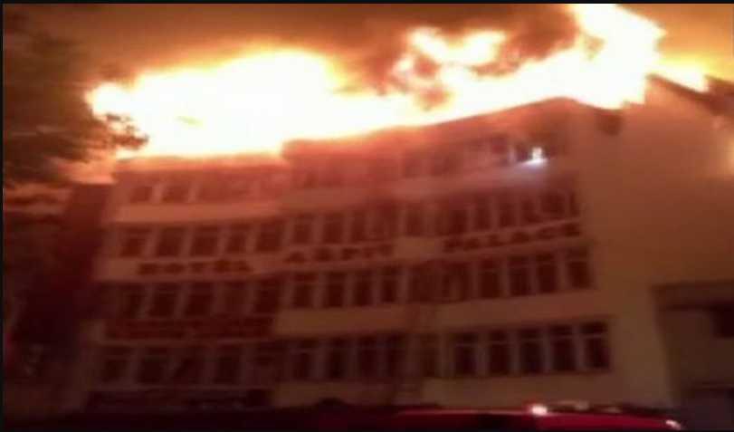 17 человек сгорели заживо: в столичном отеле произошла жуткая ЧП