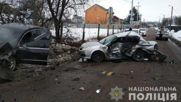 Погоня и смертельное ДТП: иностранец устроил опасные гонки на украинской трассе