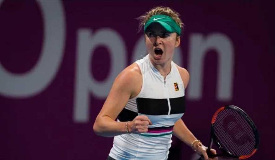 Свитолина пробилась в третий круг турнира в Дубае