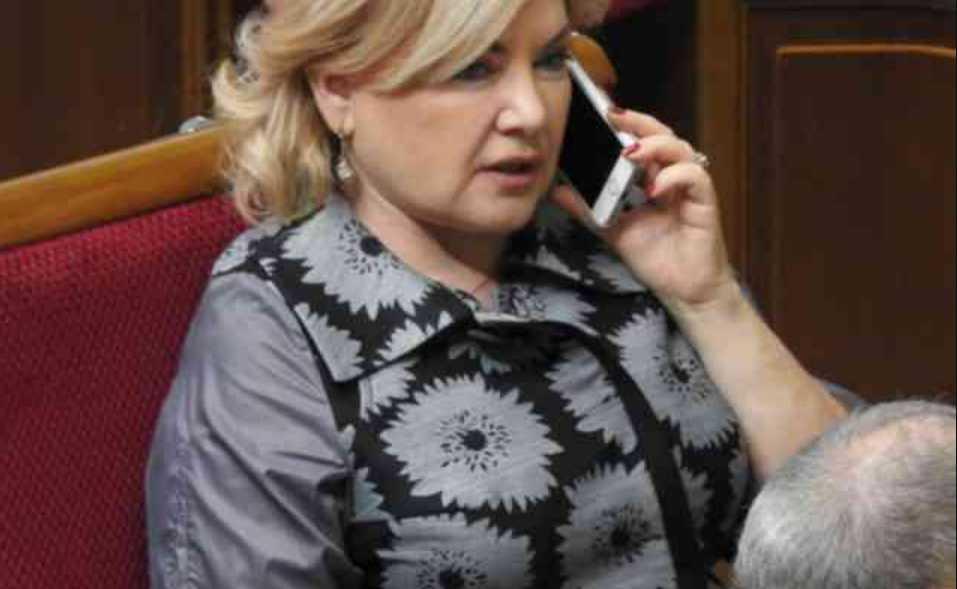 Кума Порошенко строит незаконную высотку в столичном заповеднике — СМИ