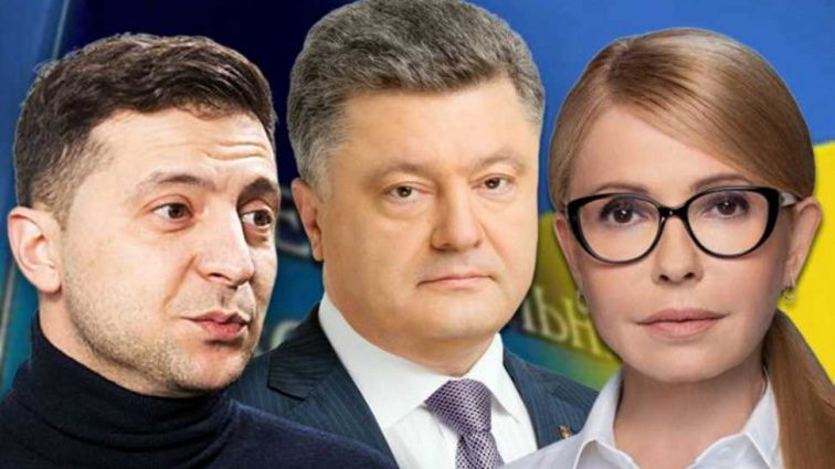 Зеленский «обувает» Порошенко и Тимошенко во втором туре: показали новые результаты опроса