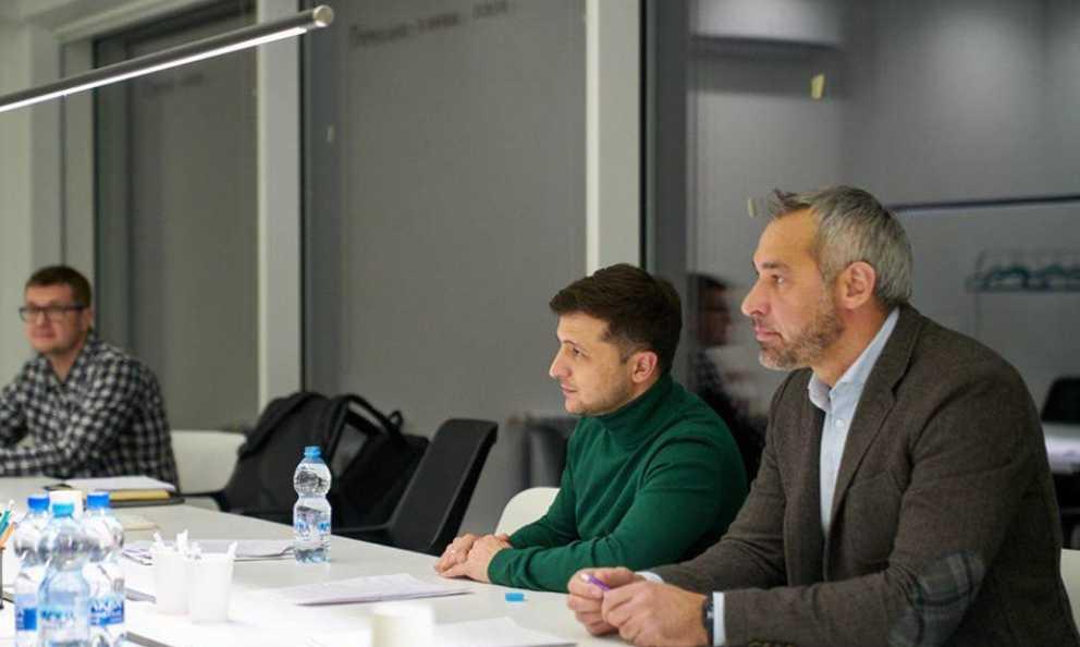 Все будет Украина !: Зеленский рассказал о важной встрече с Волкером