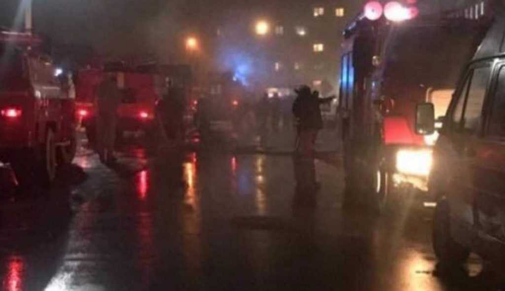 Люди выскакивали на улицу кто в чем был: под Киевом полностью выгорели 12 домов