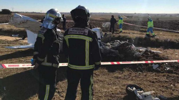 Разбился самолет с людьми: рассказали о погибших