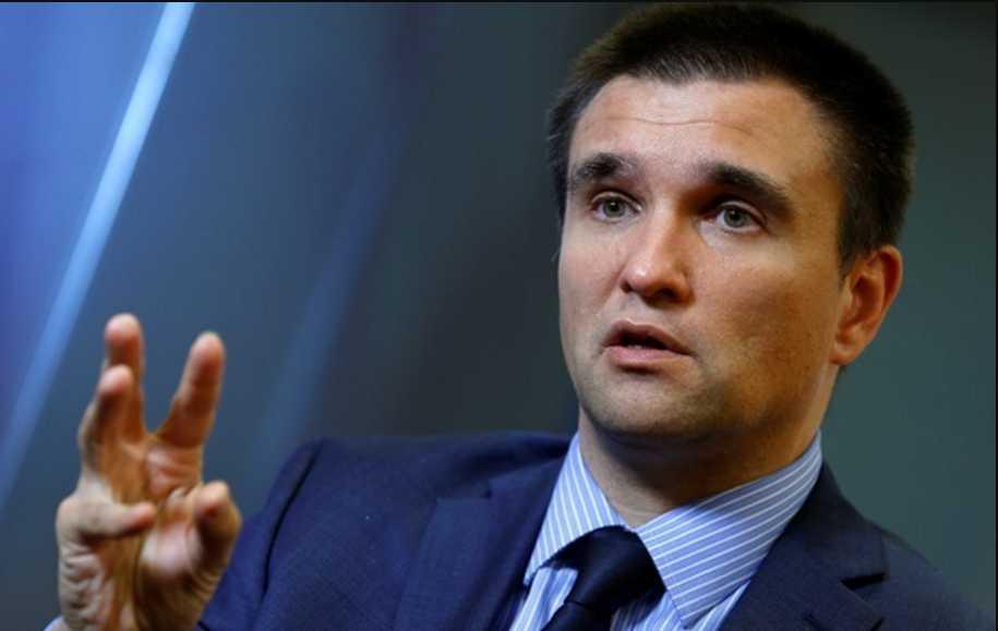 Обсудили важные вопросы: Климкин встретился с Болтоном