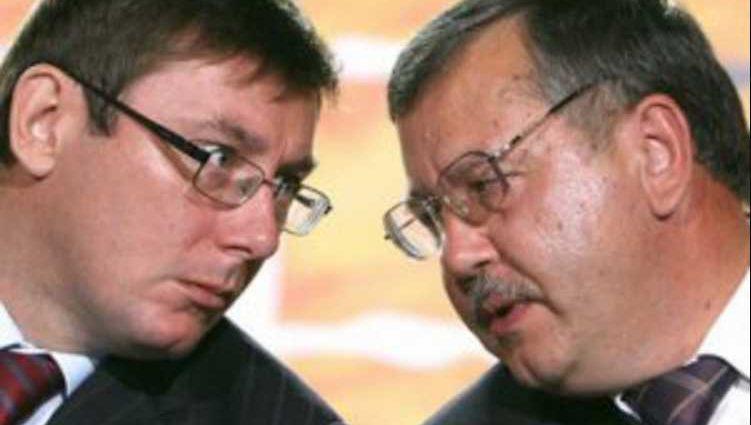 «Понятие чести у меня и у этого» Г «разное»: Сварка Гриценко с Луценками будет иметь продолжение