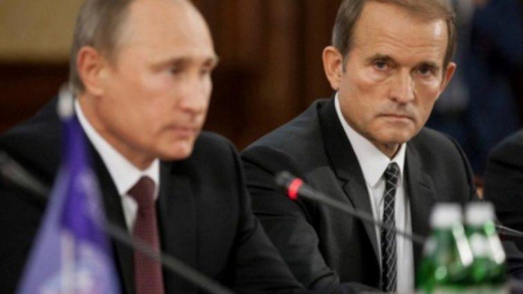 ГПУ завела дело на Медведчука из-за скандальной идеи по Донбассу